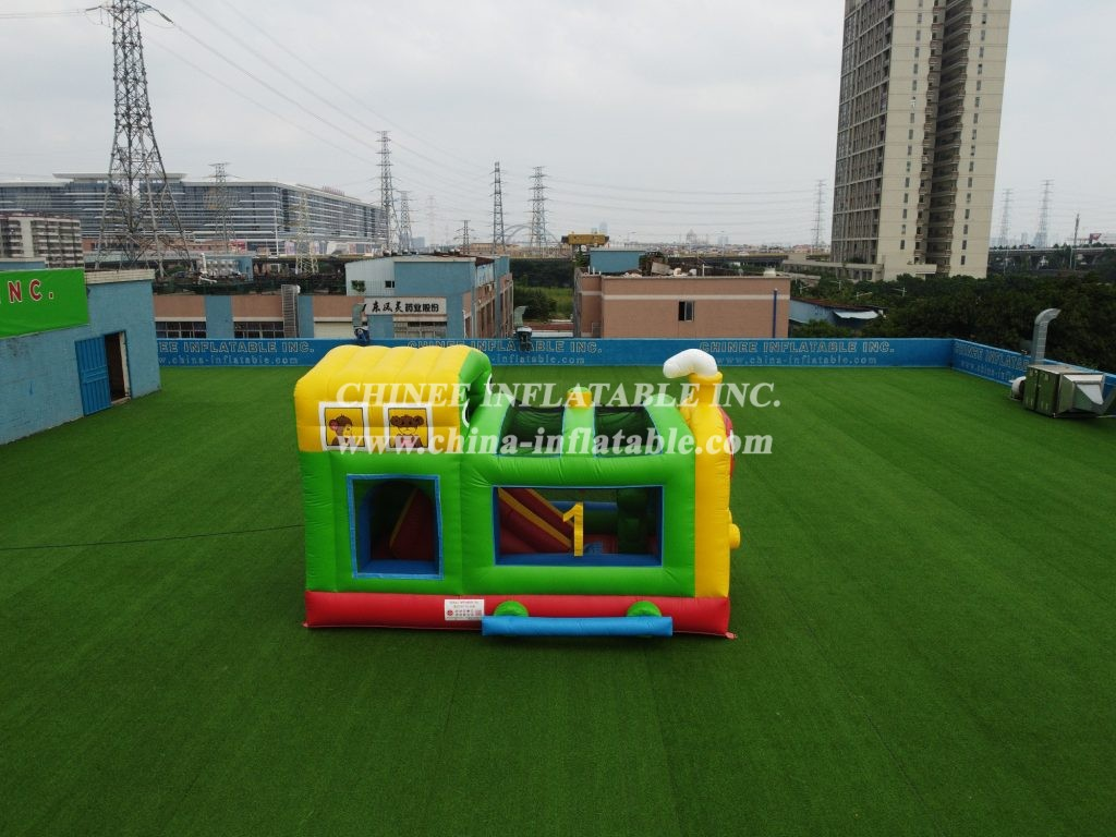 T2-3108 Inflatable Bouncers
