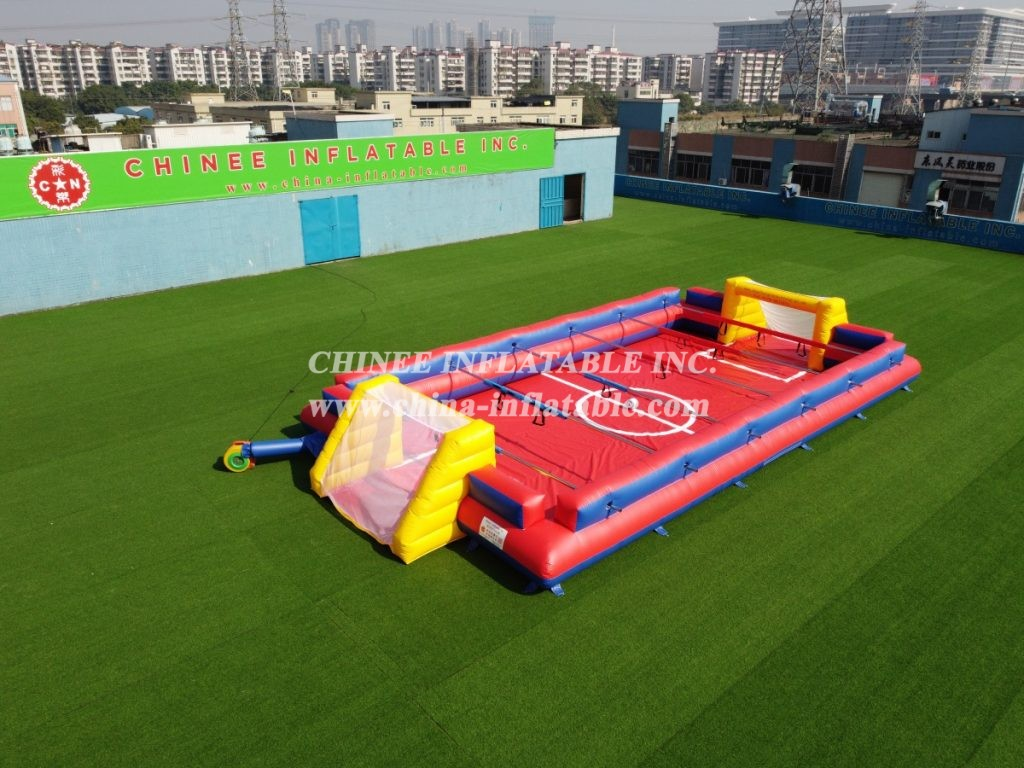 T11-701 Inflatable Sports Football Field