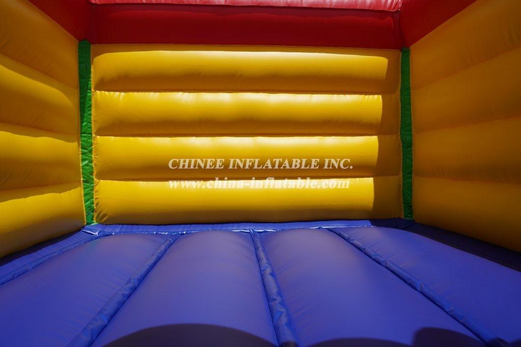 T1-8 Big eye frog theme inflatable bouncer