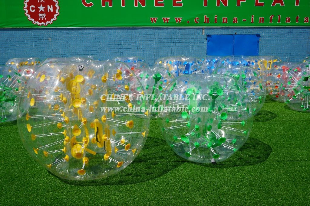 T11-800 The PVC Bumper Ball