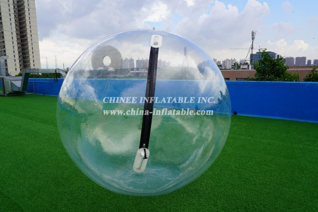 T11-284 Inflatable Water Walking Roller Ball Zorb Ball