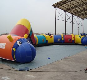 Tunnel1-9 Inflatable Tunnels