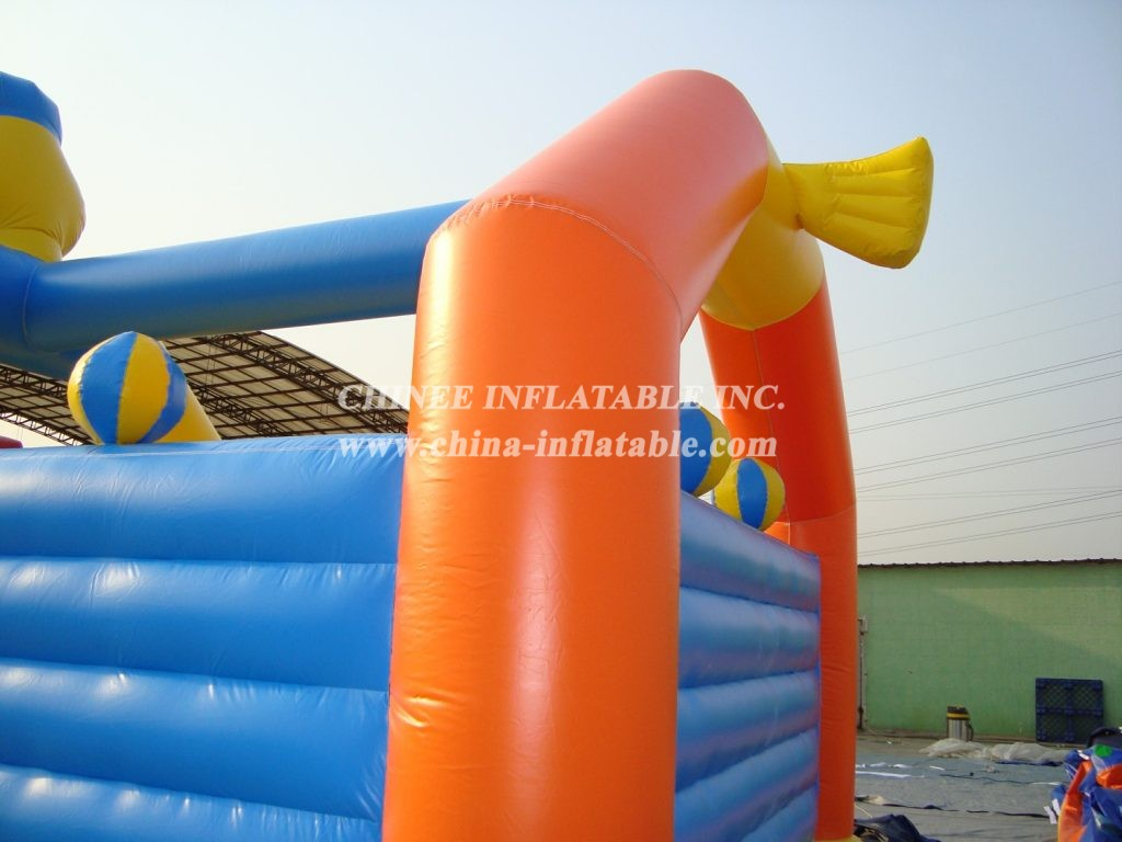 T2-2945 Inflatable Bouncers