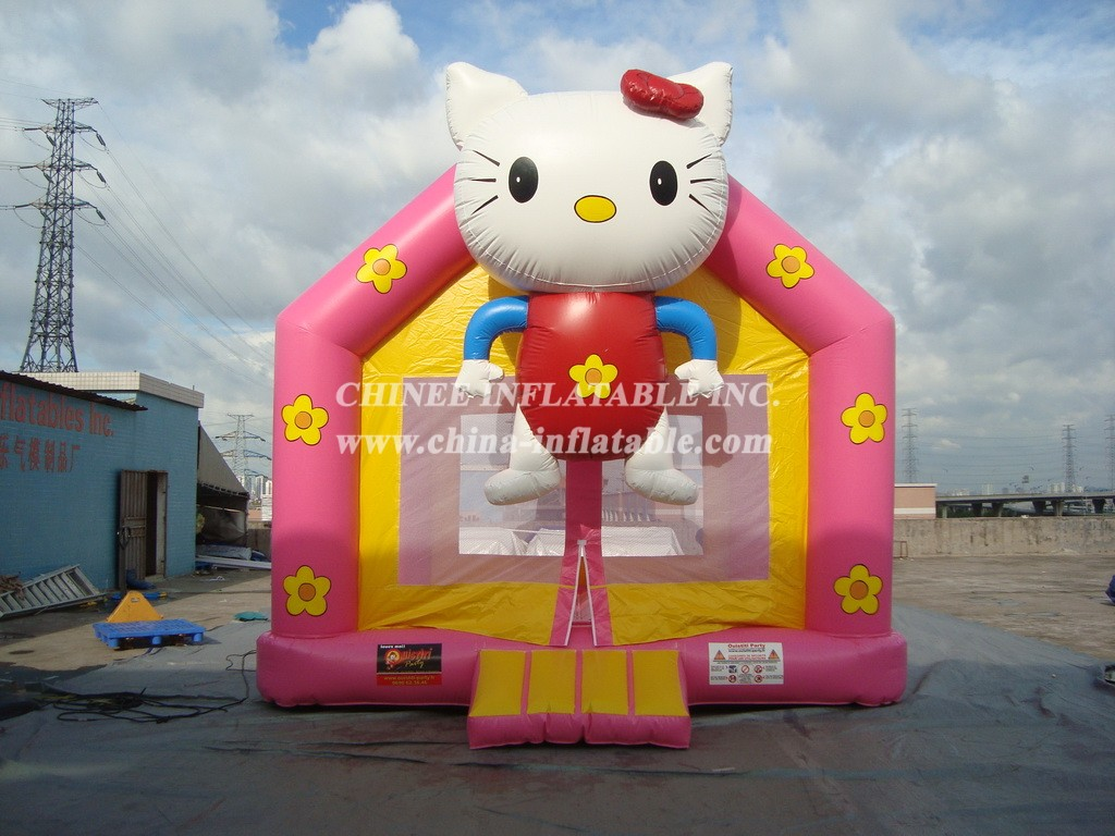 T2-2549 Inflatable Bouncers