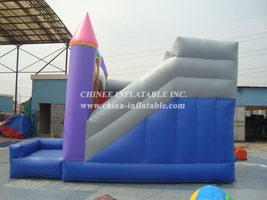 T2-617 inflatable bouncer