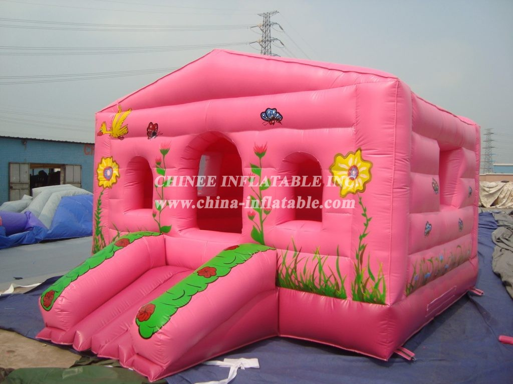 T2-1206 Inflatable Bouncer