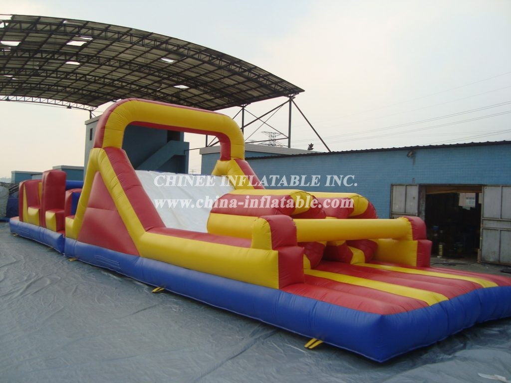 T7-501 Inflatable Obstacles Courses