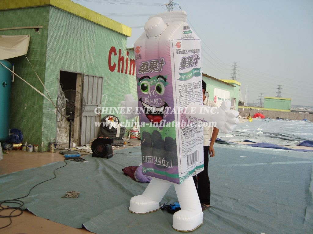 S4-262    Advertising Inflatable