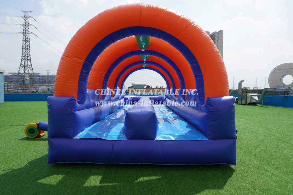 T11-489 Inflatable slip and slide