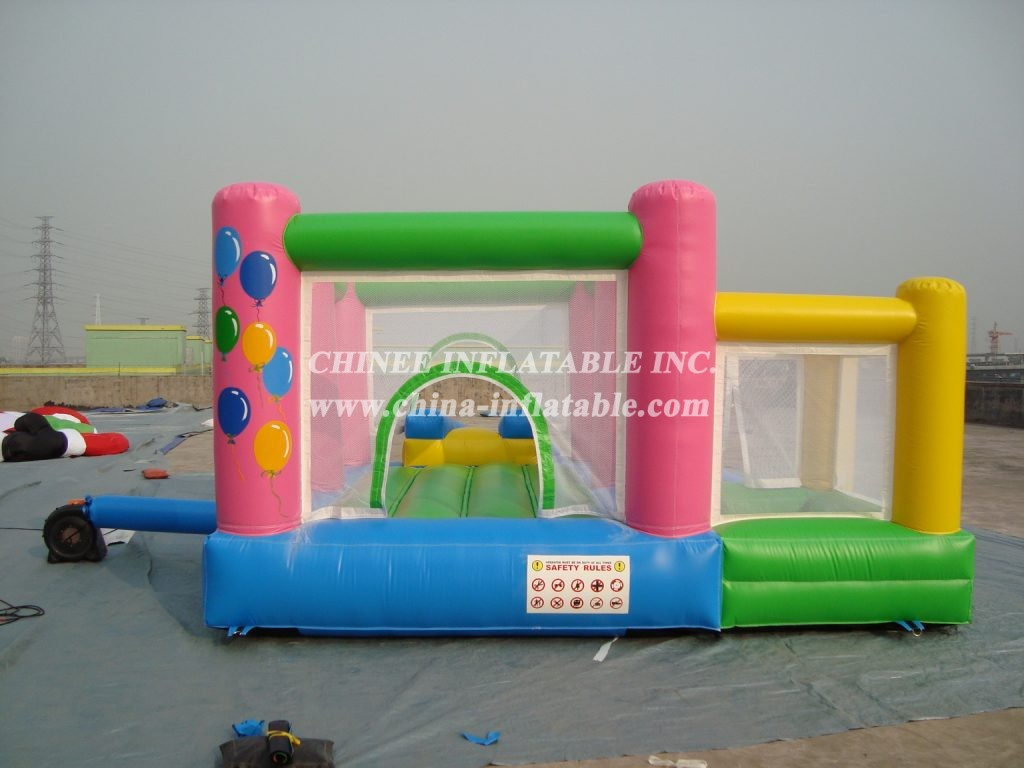 T2-2636 Inflatable Bouncers