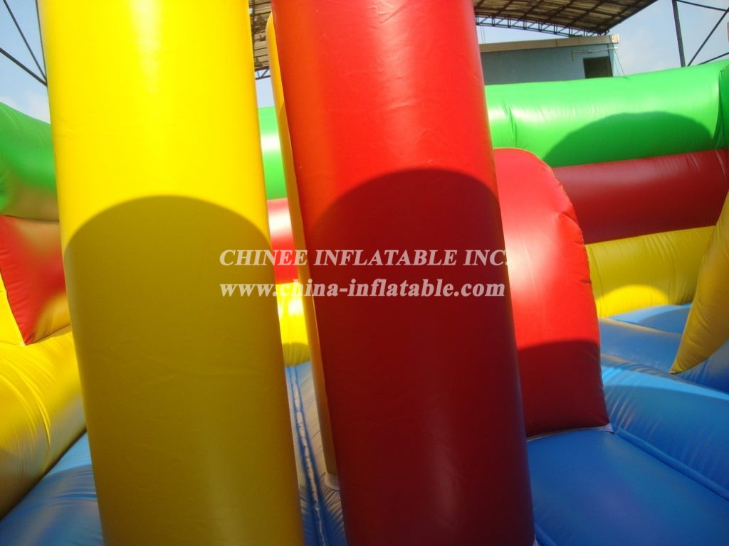 T2-2722 Inflatable Bouncers