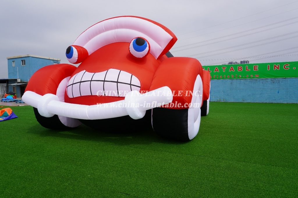 S4-201   Advertising Inflatable