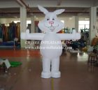 M1-227 inflatable moving cartoon