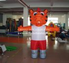 M1-233 inflatable moving cartoon
