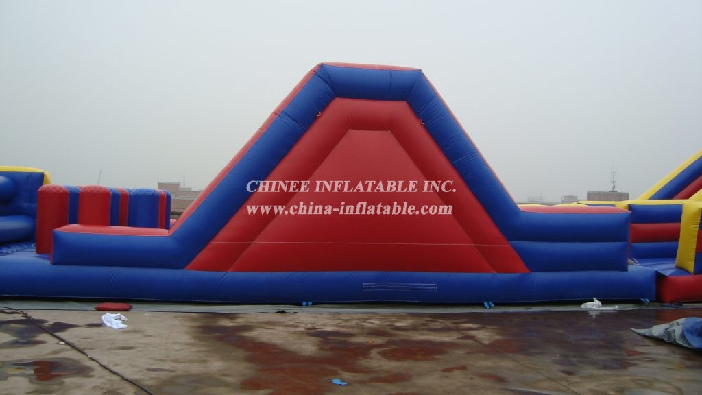 T7-427 Inflatable Obstacles Courses