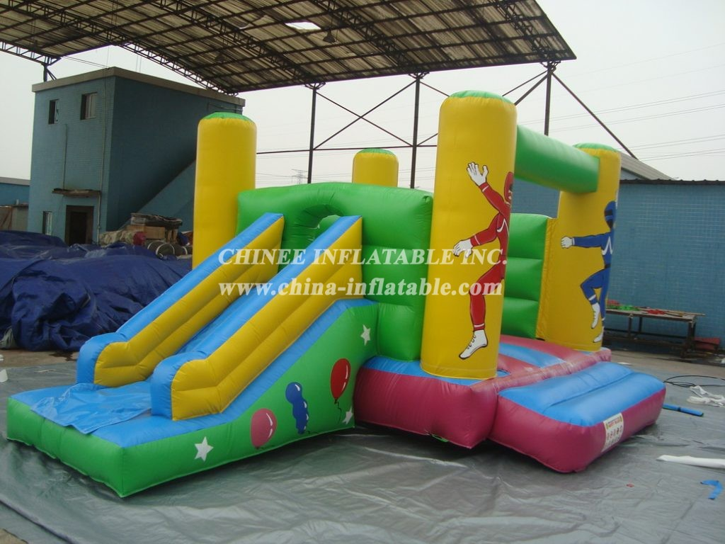 T2-2859 Inflatable Bouncers