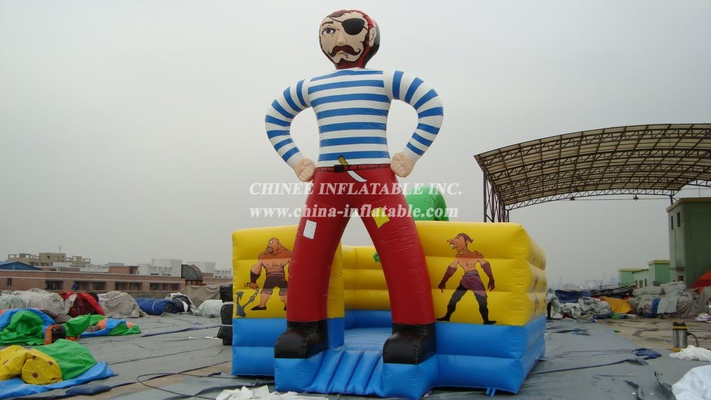 T2-2520 Inflatable Bouncers