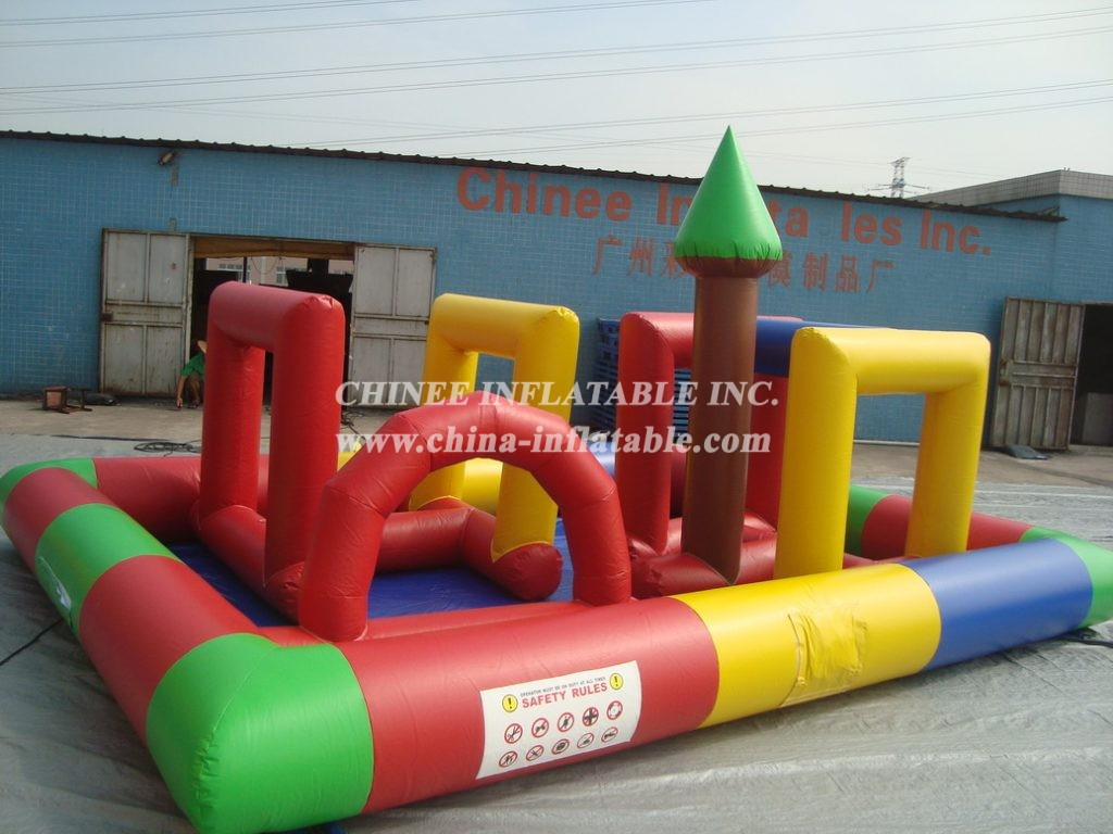 T2-3080 Inflatable Bouncers