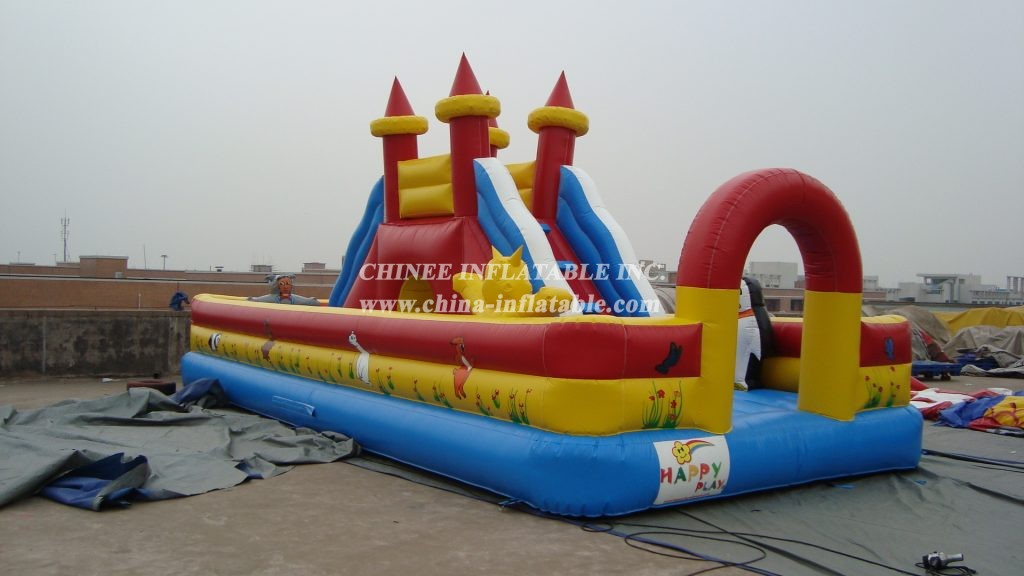 T6-340 giant inflatable