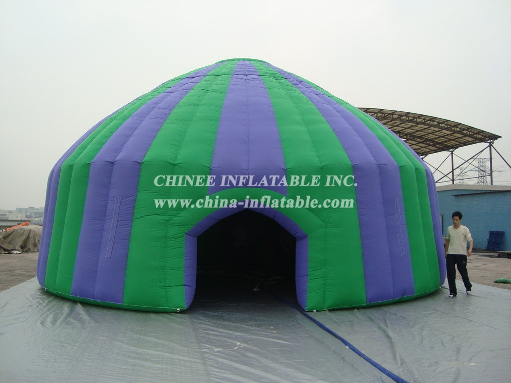 tent1-370 Inflatable Tent
