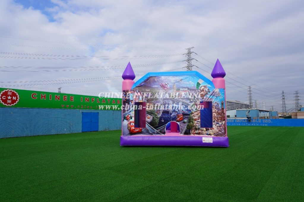 T2-2591 Inflatable Bouncers
