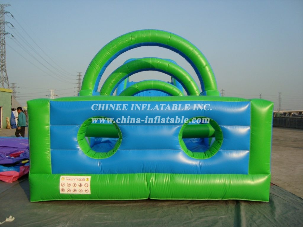 T7-410 Inflatable Obstacles Courses