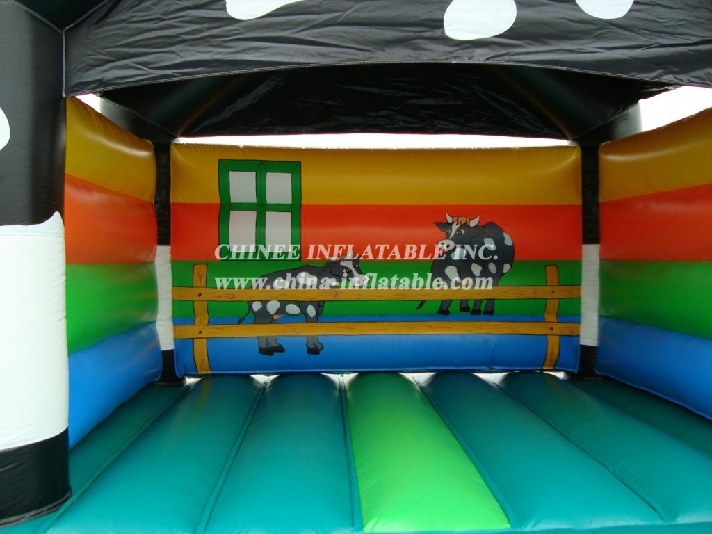 T2-2523 Inflatable Bouncers
