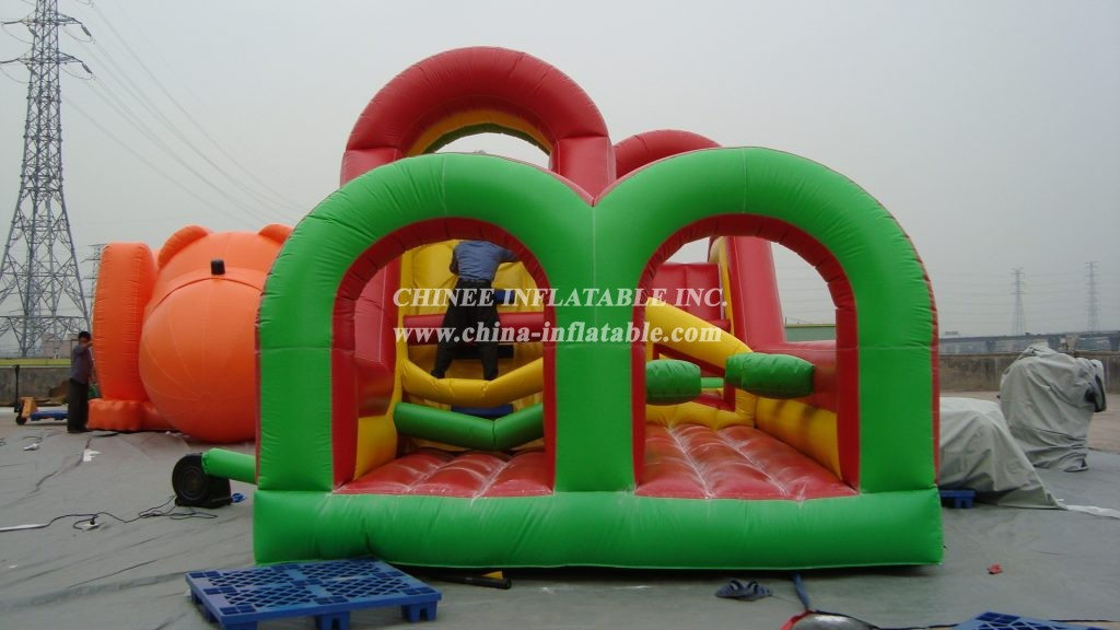 T7-147 Inflatable Obstacles Courses