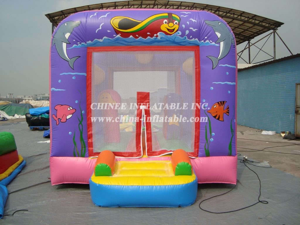 T2-2646 Inflatable Bouncers