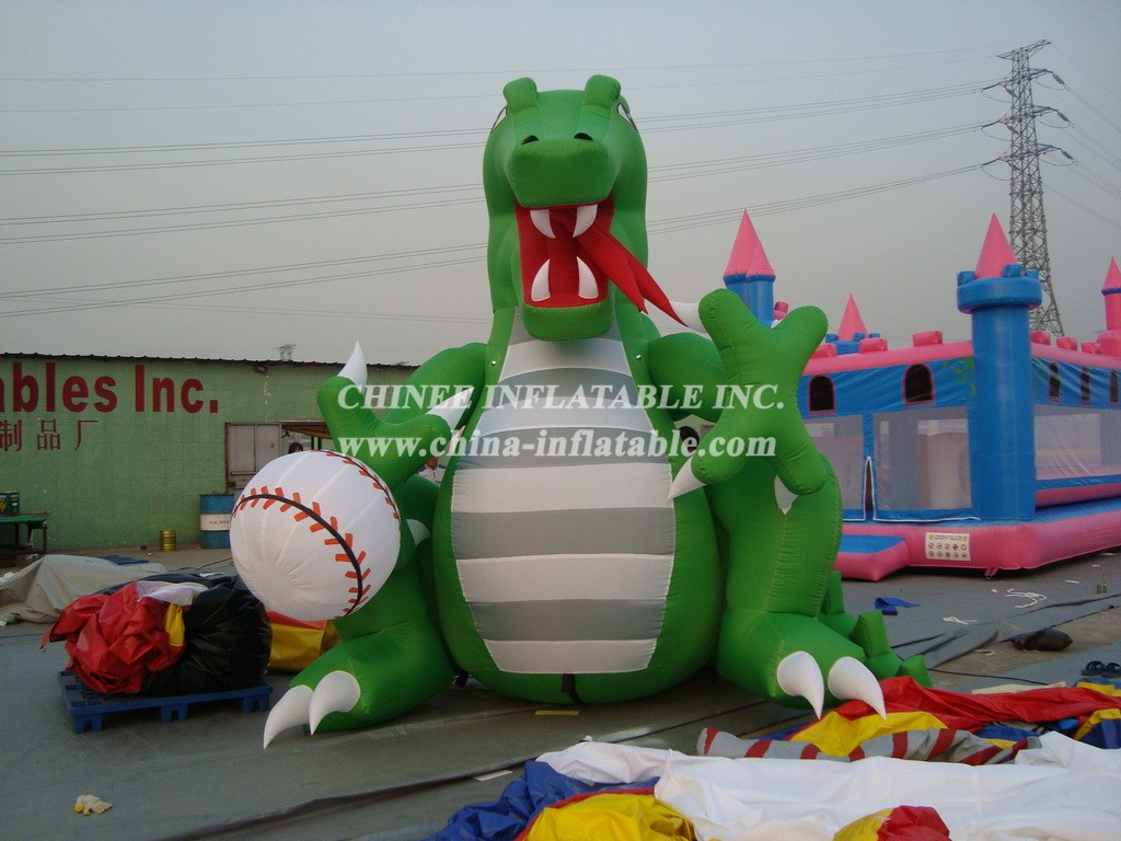 Cartoon1-674 Inflatable Cartoons