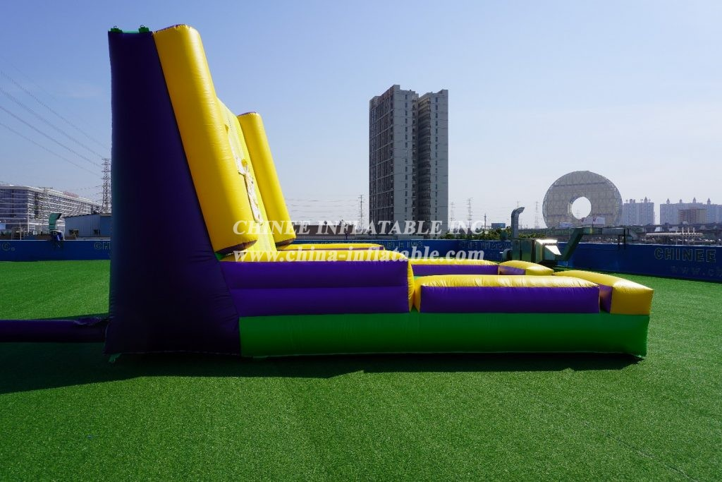 T11-974 Inflatable Velcro Wall