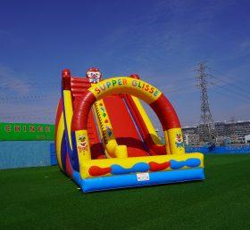 T8-1411 Inflatable Slides