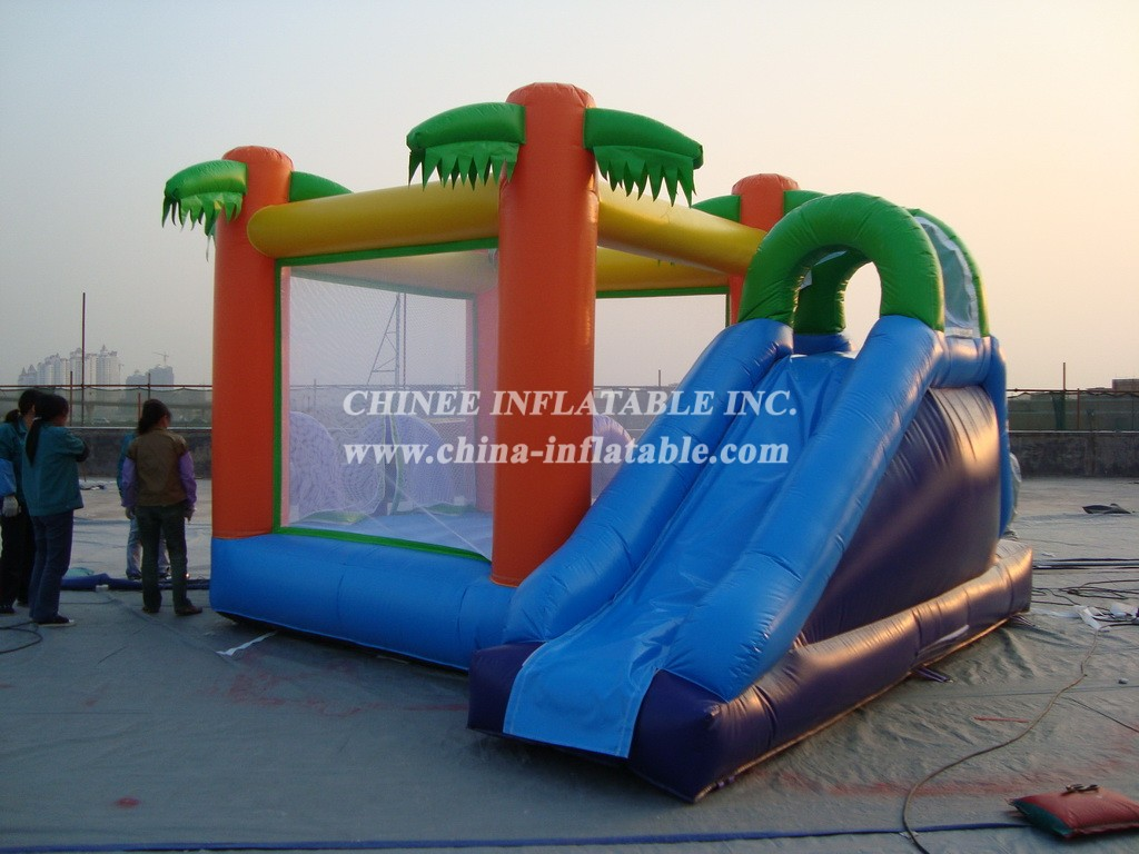 T2-2638 Inflatable Bouncers