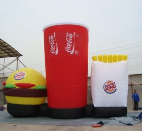 S4-232 Advertising Inflatable