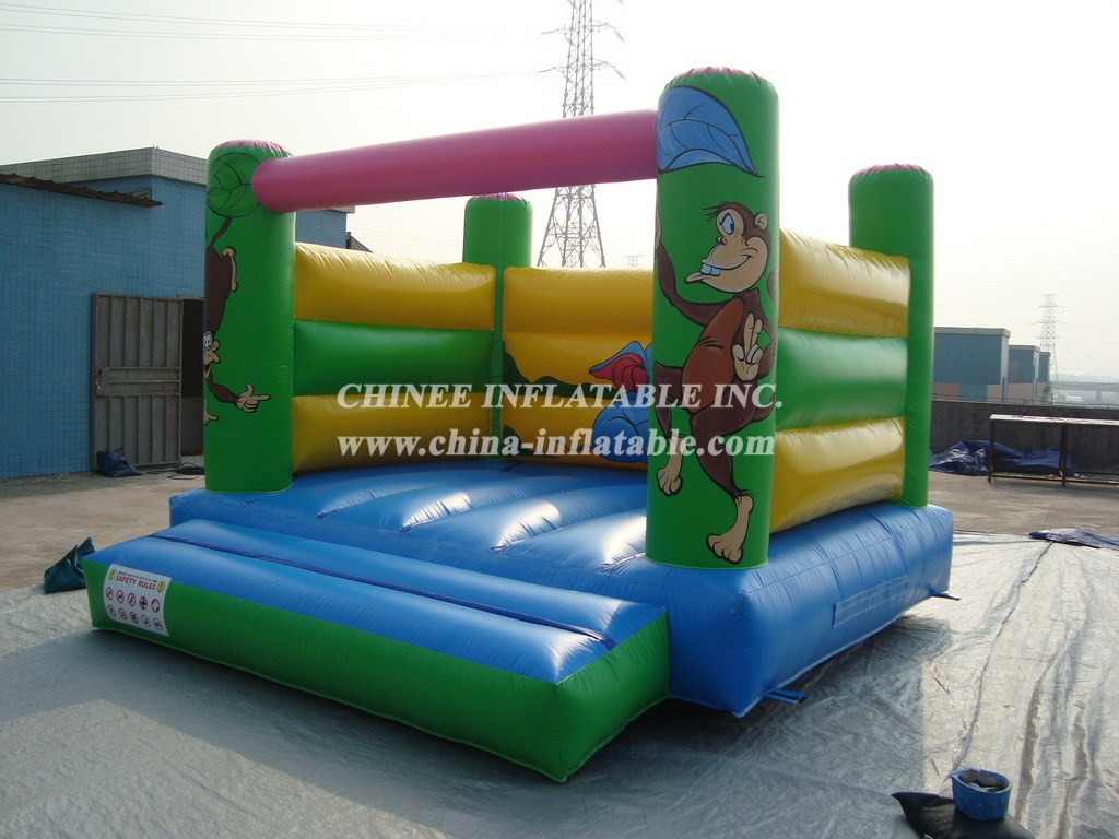 T2-2852 Inflatable Bouncers