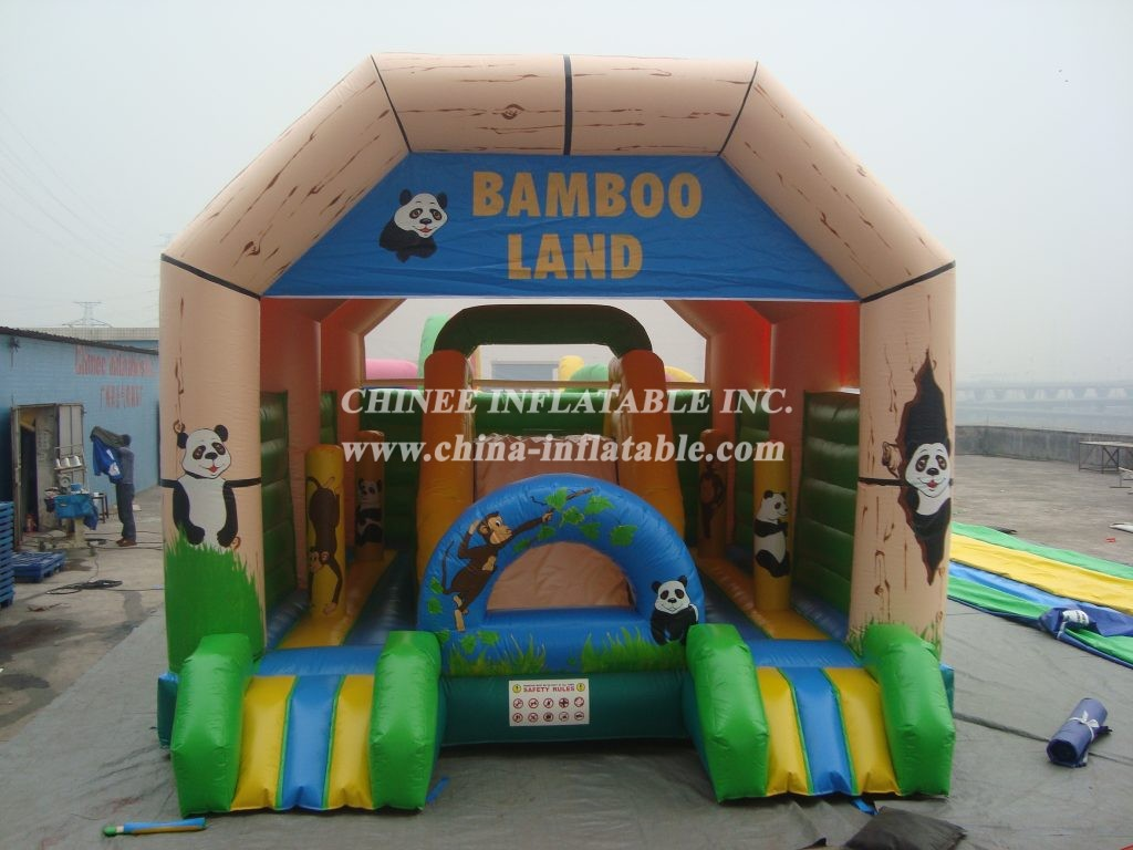 T2-2237 Inflatable Bouncer
