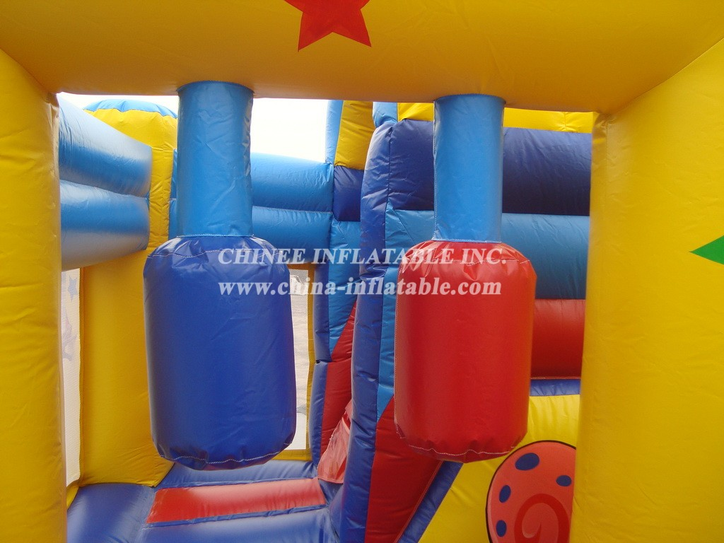T2-2324 Inflatable Bouncers