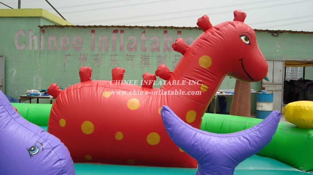 T2-2921 Inflatable Bouncer