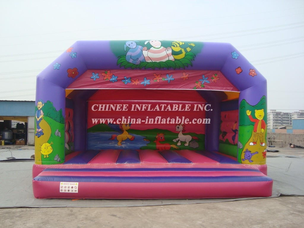 T2-1403 Inflatable Bouncer