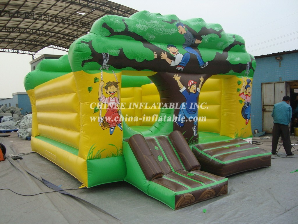 T2-2605 inflatable bouncer