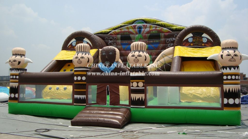 T6-204 giant inflatable