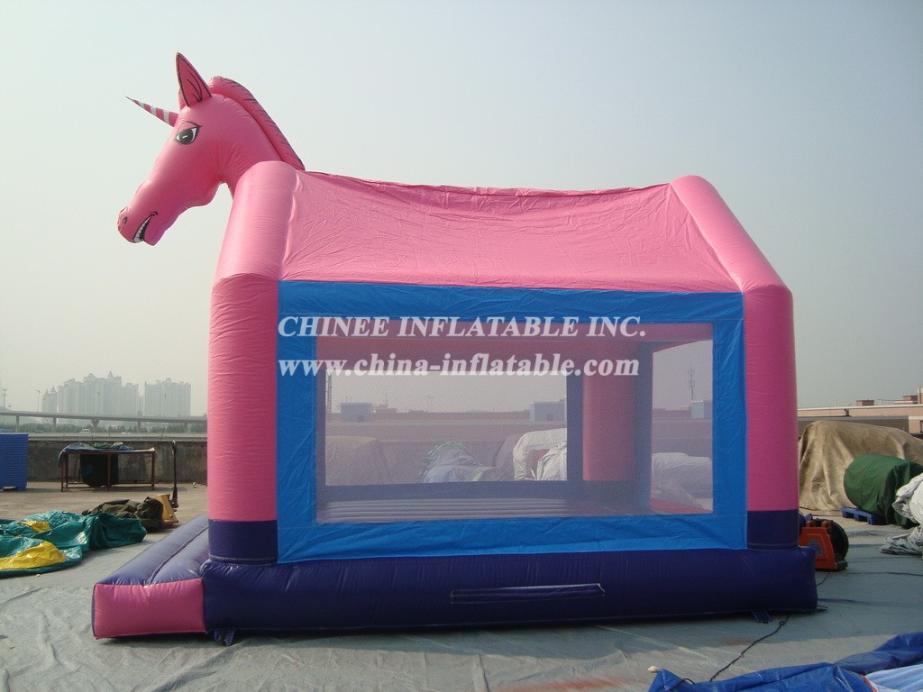 T2-106 inflatable bouncer