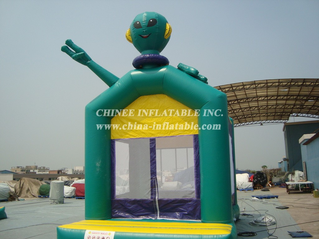 T2-2900 Inflatable Bouncer