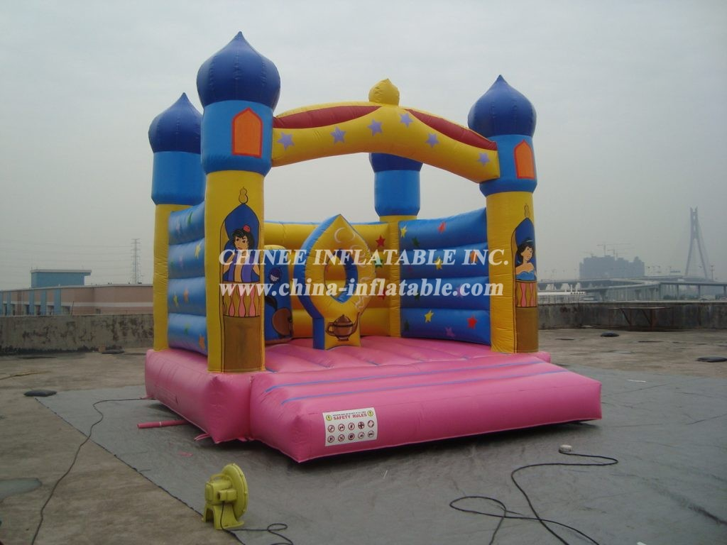 T2-190 inflatable bouncer