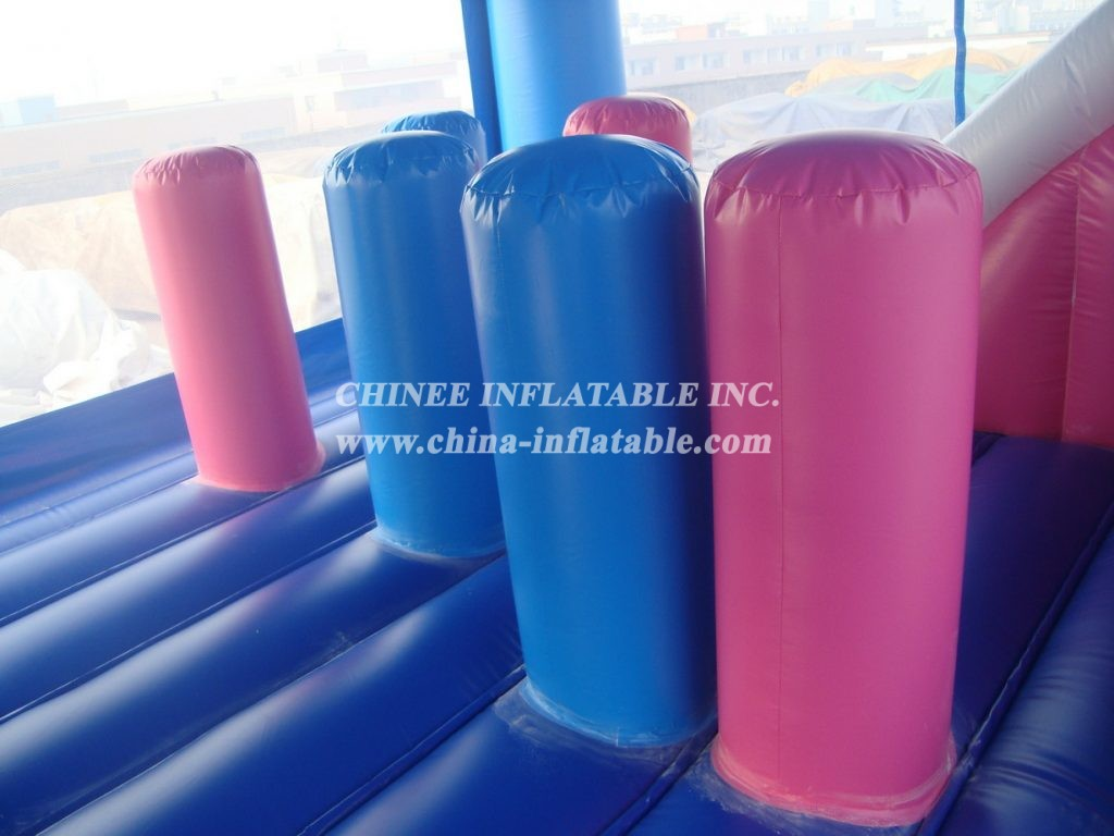 T2-2573 Inflatable Bouncers