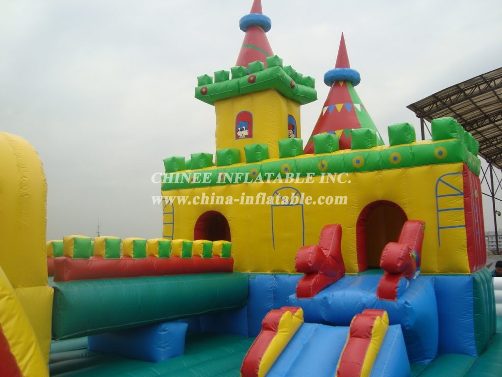 T6-153 Giant Inflatables