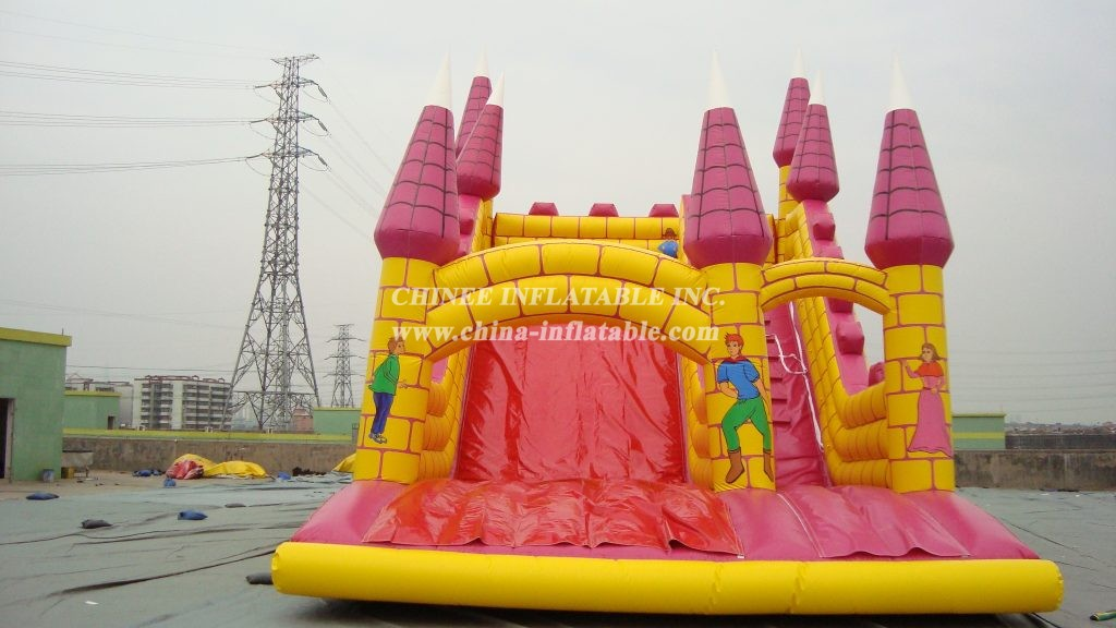 T8-280 Inflatable Slide