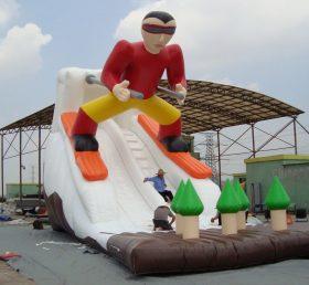 T8-158 Inflatable Slide