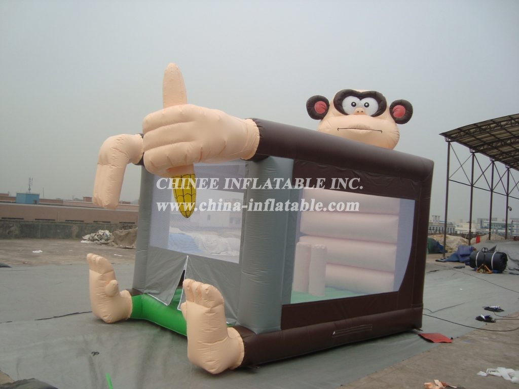 T2-2593 Inflatable Bouncers