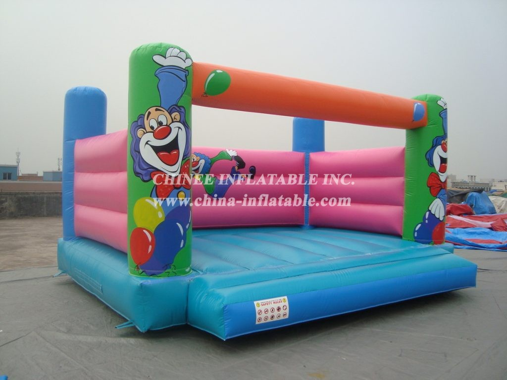 T2-2676 Inflatable Bouncers